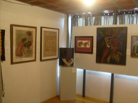 art display museo casa estudio