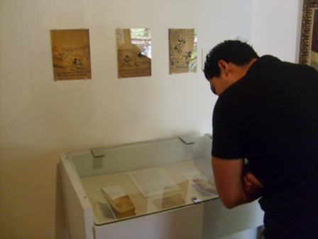 artifacts, museo casa estudio
